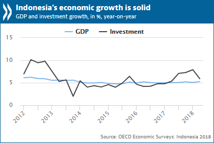 Economy and business: Further reforms in Indonesia will promote a more inclusive and resilient economy