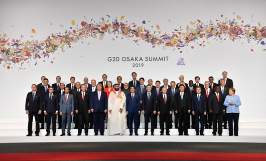 © G20 Osaka Summit 2019 Japan's Presidency