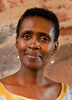 Winnie Byanyima, Executive Director, Oxfam International