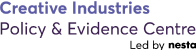 Creative Industries Policy and Evidence Centre