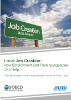 Cover_Report Local Job Creation (Trento - Italy)