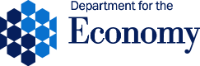 Department for employment and learning partner logo