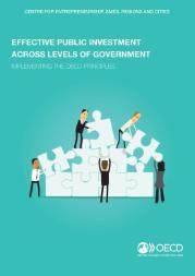Effective public investment across levels of government