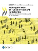 Cover: Making the most of Public Investment Colombia
