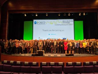 11th OECD rural development conference, Edinburgh