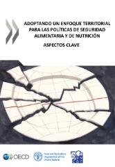Cover: Food security - Policy highlights in Spanish