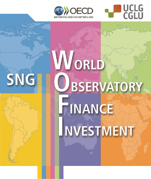 World Observatory on Subnational Government Finance and Investment Logo