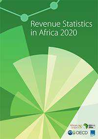 Cover for the 2020 Revenue Statistics Africa brochure