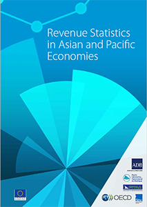 Revenue Statistics in Asian and Pacific Economies brochure 2018