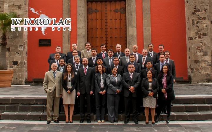 LAC Forum 2014 Group photo