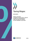 Cover page thumbnail for Taxing Wages 2014