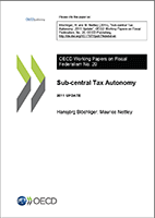Fiscal Federalsim working paper thumbnail