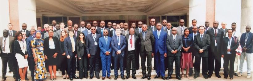CREDAF-OECD Regional consultation on BEPS in Senegal in 2016