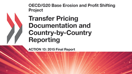Action 13 - OECD BEPS