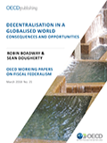Decentralisation in a Globalised World: Consequences and Opportunities cover
