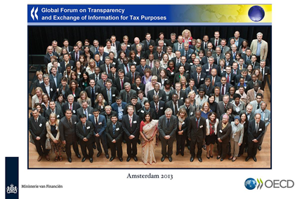 Global Forum 2nd Meeting of Competent Authorities