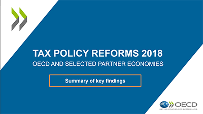 tax policy reform 2018 presentation