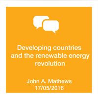 Dev post by John A. Mathews
