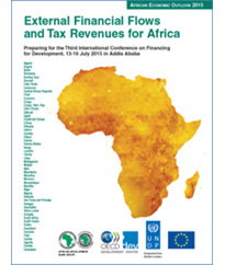 External financial flows and tax revenues for Africa,