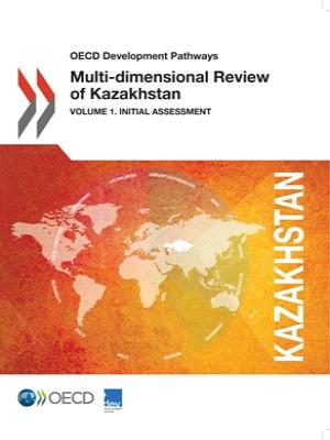 Cover Multi-dimensional Review of Kazakhstan en small