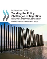 Cover tackling the policy challenges of migration