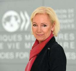 DAC Chair Charlotte Petri Gornitzka
