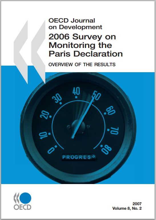 2006 Survey on Monitoring the Paris Declaration: Overview of the Results