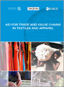 Thumbnail of aid for trade sector study on textiles and apparel (2013)