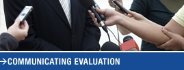 communication evaluation button