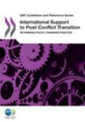 International support to post conflict transition