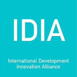 Image result for INTERNATIONAL DEVELOPMENT INNOVATION ALLIANCE (IDIA)