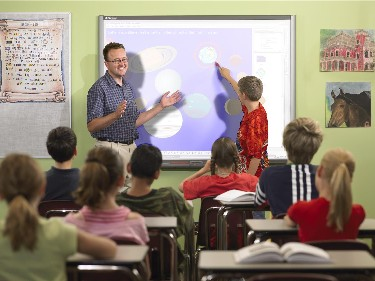 Using technology in primary classrooms