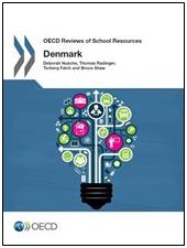 Cover for the OECD Reviews of School Resources publication on Denmark