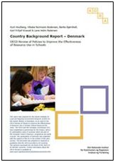 Denmark Country Background Report Cover - School Resources Review