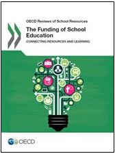 Cover for the publication The Funding of School Education