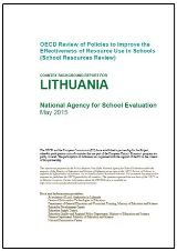 Lithuania Country Background Report Cover - Small