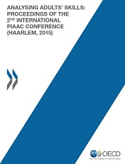Cover page of the Proceedings of the 2nd PIAAC International Conference (Haarlem, 2015)