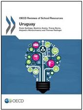Cover for the OECD Reviews of School Resources: Uruguay publication