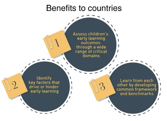 IELS - The Study - Benefits for the countries