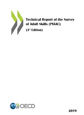 Cover of the PIAAC Technical Report 3rd Edition (2019)