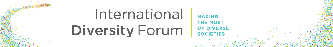 web banner for the International Diversity Forum 22 Jan 2017