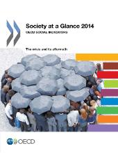 Society at a Glance 2014 cover