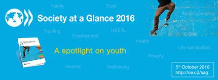 Society at a Glance 2016: Youth