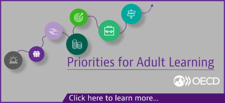 Priorities for Adult Learning Slider
