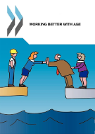 "Cover for the Series ""Working better with age"""
