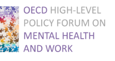 Logo mental health and work forum