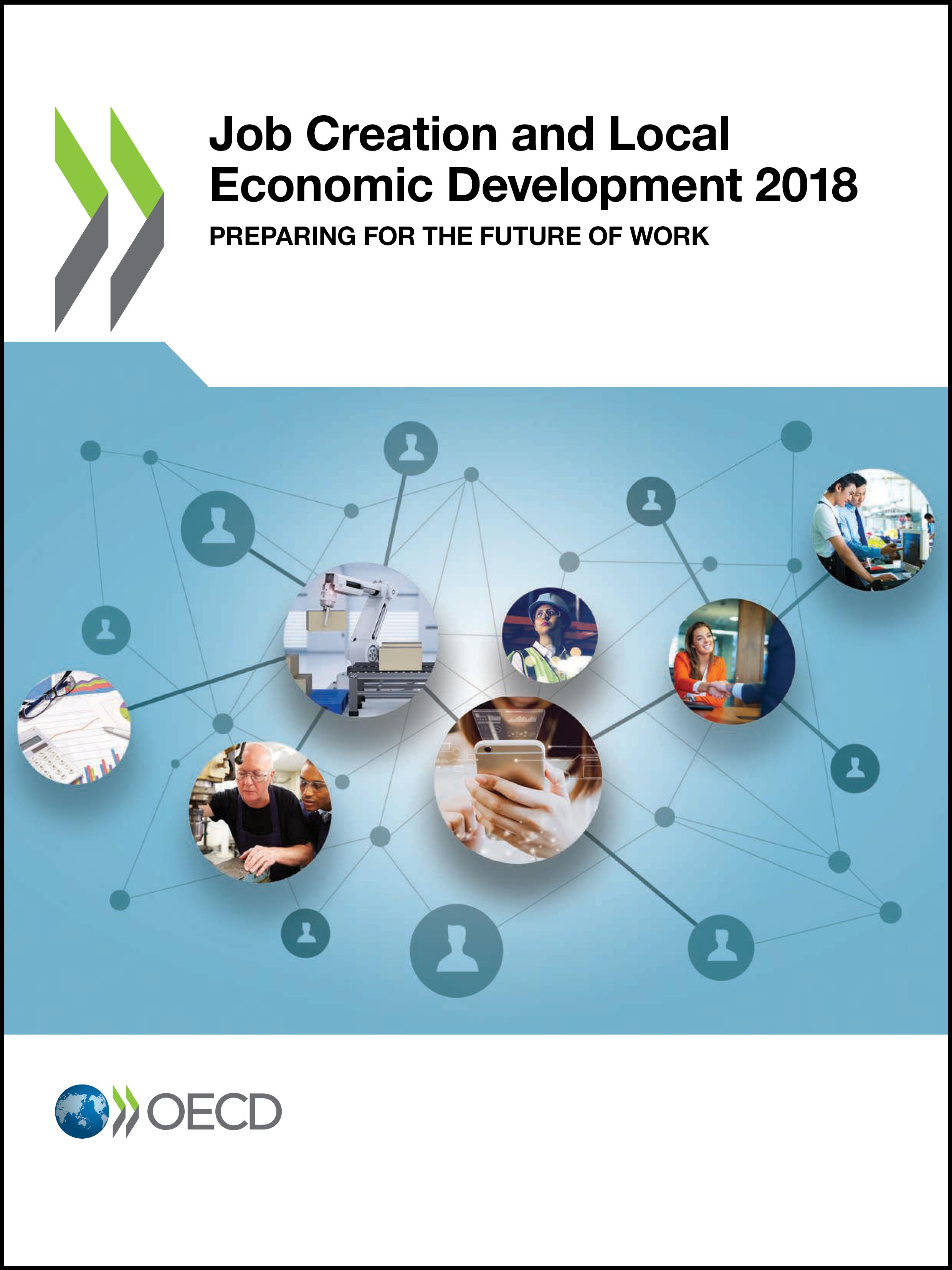 Job creation and local economic development 2018
