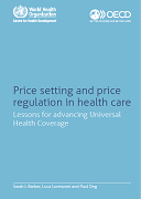 Price-setting-and-price-regulation-in-health-care
