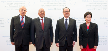 UNSG-High-Level-Commission-Health-Employment-Lyon-March23