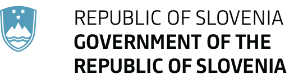 Logo - Government of Slovenia